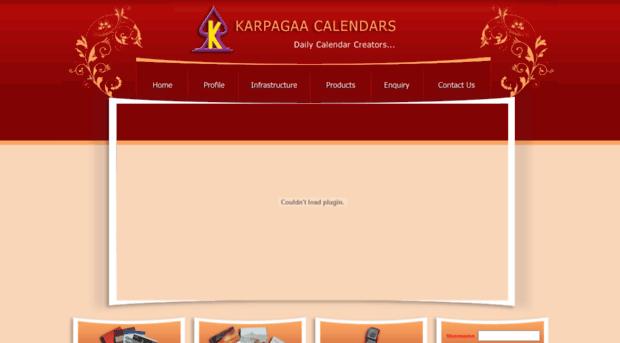 karpagaacalendar.com
