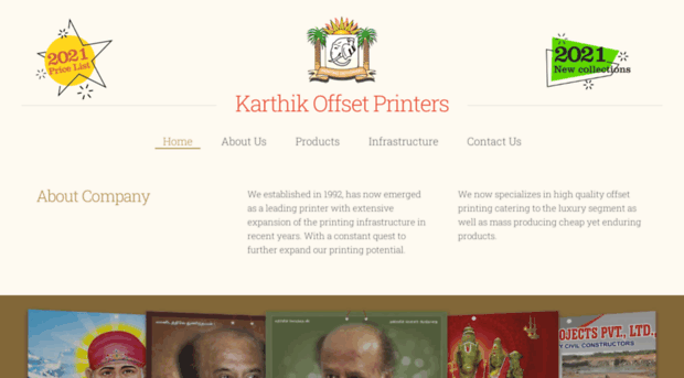 karthikoffsetprinters.com