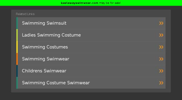 kastawayswimwear.com