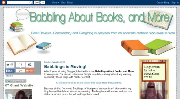 kbgbabbles.blogspot.com