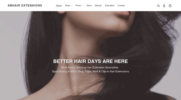 kbhairextensions.com