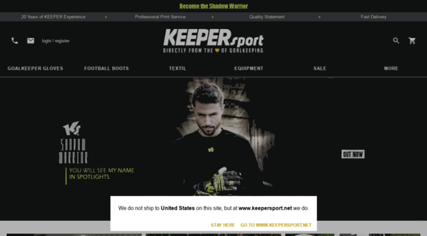 keepersport.co.uk