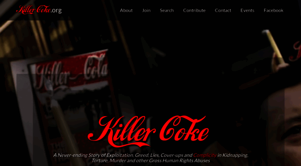 killer coke the campaign against coca cola