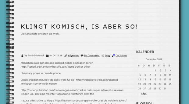 klingt-komisch-is-aber-so.de