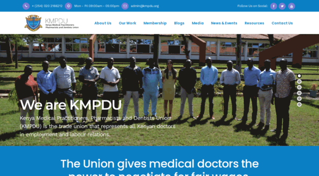 kmpdu.org
