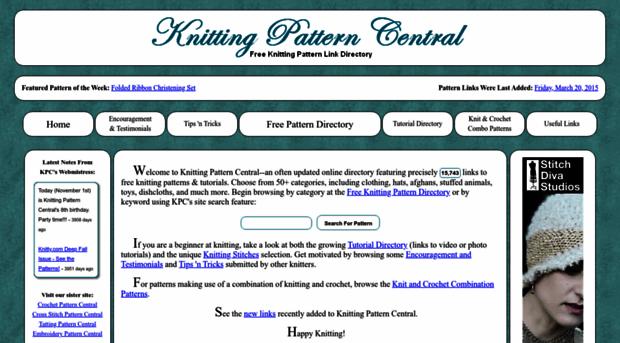 knittingpatterncentral.com