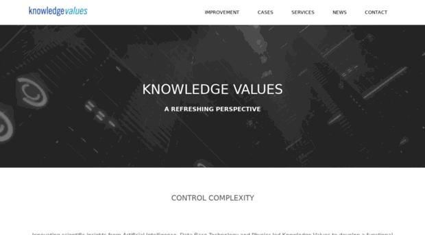 knowledge-values.com