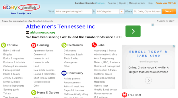 Knoxville Kijiji Com Knoxville Classifieds Free C Knoxville Kijiji