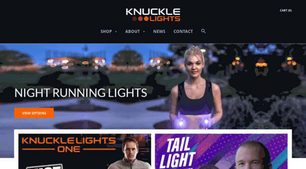 knucklelights.com