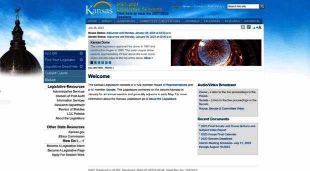 kslegislature.org