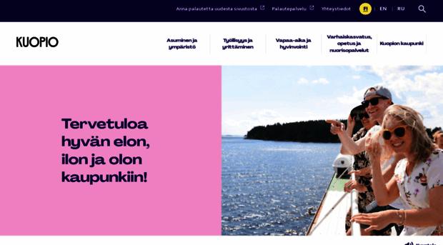 kuopio.fi