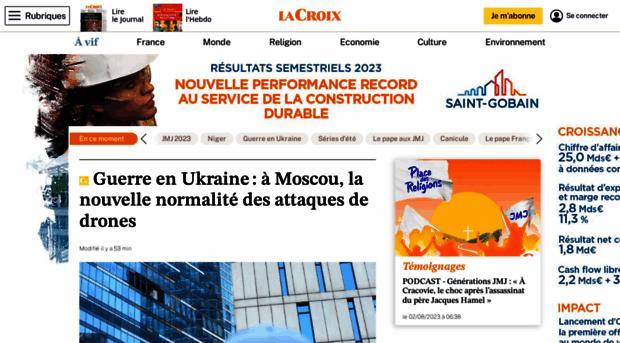 la-croix.com