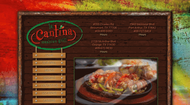 lacantinamexicangrill.net