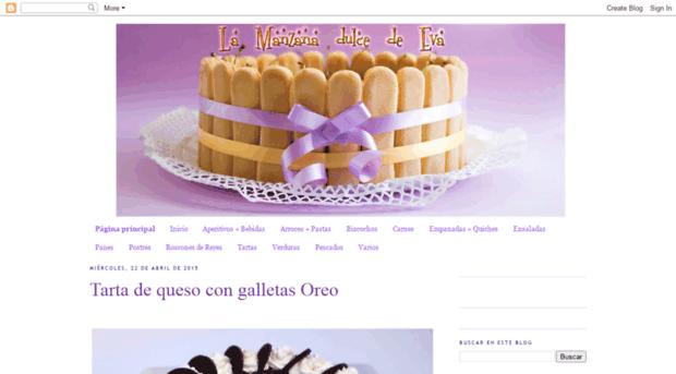 lacocinadeevanescencia.blogspot.com