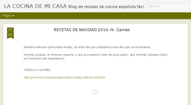 lacocinademicasa.net