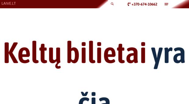 laive.lt