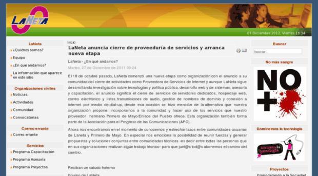 laneta.apc.org