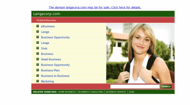 langacorp.com