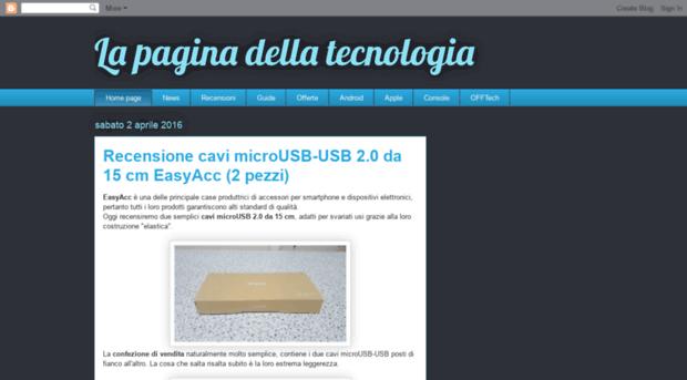 lapaginadellatecnologia.blogspot.it