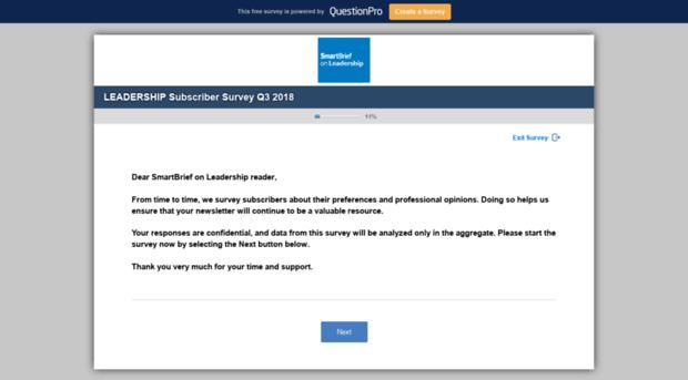 leadershipsb.questionpro.com