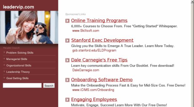 leadervip.com