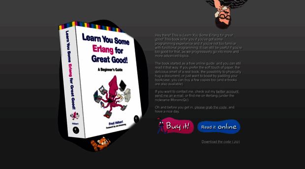 learnyousomeerlang.com