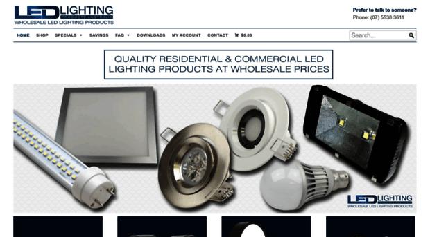 ledlightingaustralia.net.au