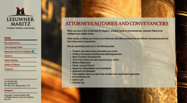 attorneys notaries and conveyancers in port elizabeth - 620×343