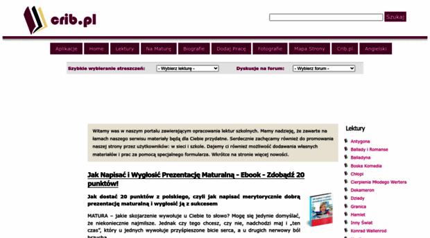 lektury.crib.pl