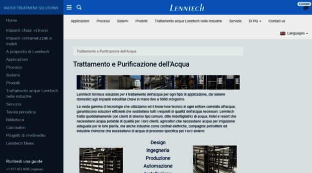 lenntech.it