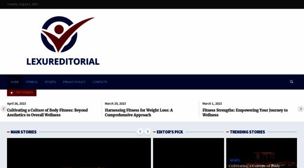 lexureditorial.com
