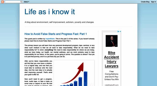 lifeasiknowit22.blogspot.com