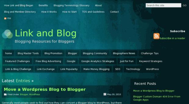 linkandblog.com