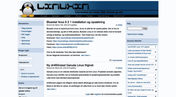 linuxin.dk