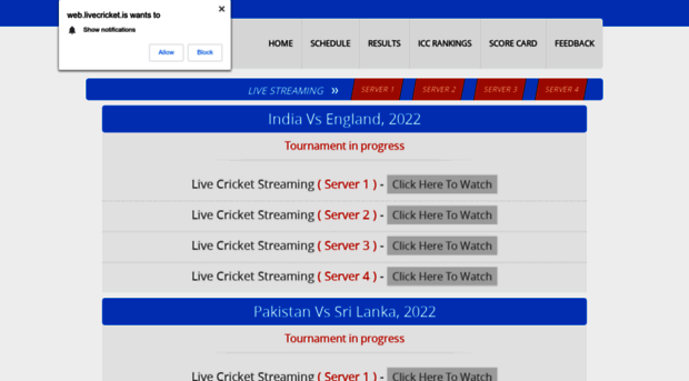 Watch Live Cricket Online On Your Pc Shop Clothing Shoes Online