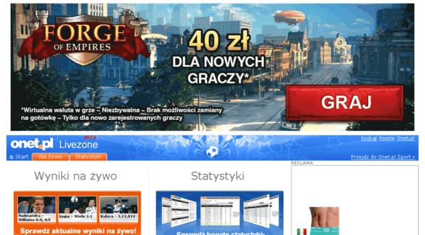 livezone.onet.pl