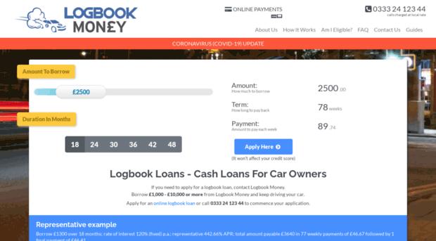 logbookmoney.com