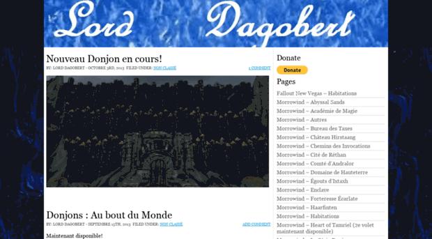 lorddagobert.confrerie-des-traducteurs.fr