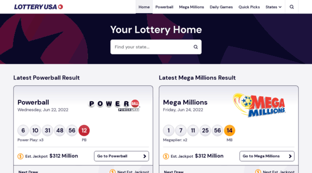 lotteryusa.com