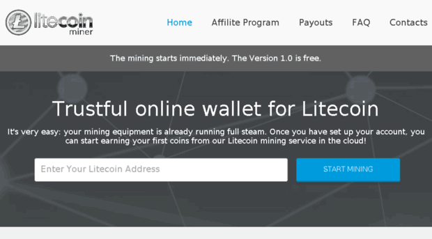 cryptocurrency mining software package
