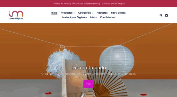 lucesmagicas.com