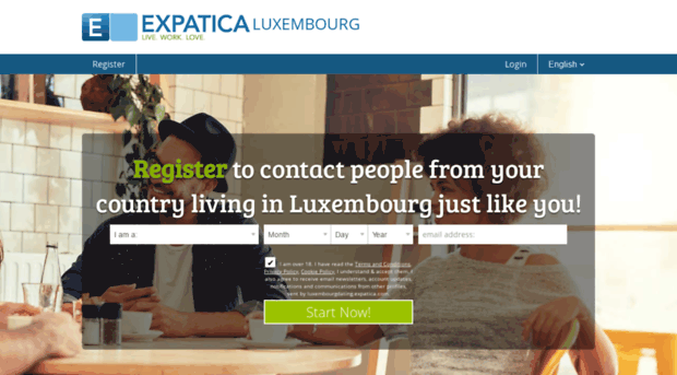 Non subscription online dating in luxembourg