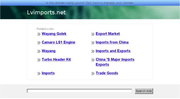 lvimports.net