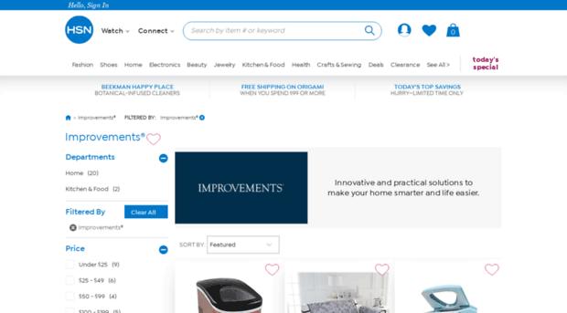 m.improvementscatalog.com