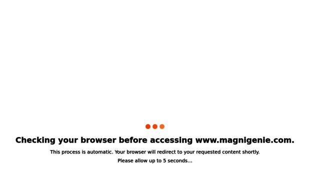 magnigenie.com