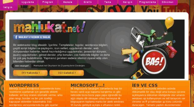 mahlukat.net