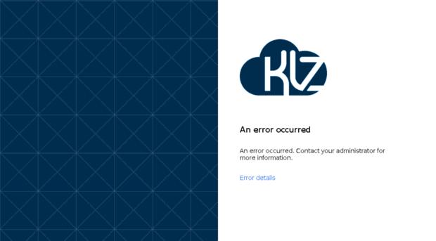 mail.klz.org.uk