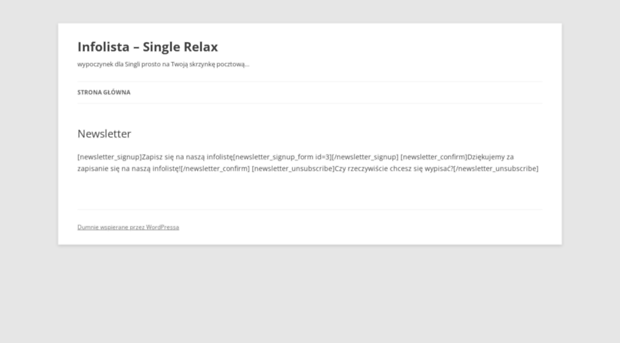 mailing.singlerelax.pl