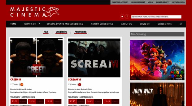 majestic-cinema.co.uk