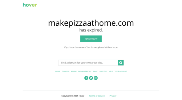 makepizzaathome.com